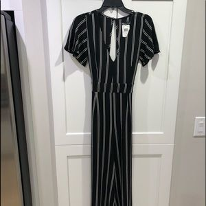 Other - Beautiful striped jumpsuit size 5